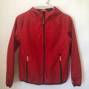 Champion kids red jacket medium (8-10)